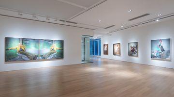Contemporary art exhibition, Pang Maokun, Flowers in the Mirror at Tang Contemporary Art, Hong Kong