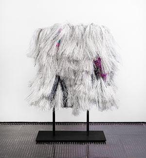 Soirée Series (Vivian-Rose) by Galia Gluckman contemporary artwork