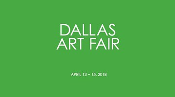 Contemporary art exhibition, Dallas Art Fair 2018 at Kerlin Gallery, Dublin