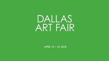 Contemporary art exhibition, Dallas Art Fair 2018 at Miles McEnery Gallery, Dallas, USA
