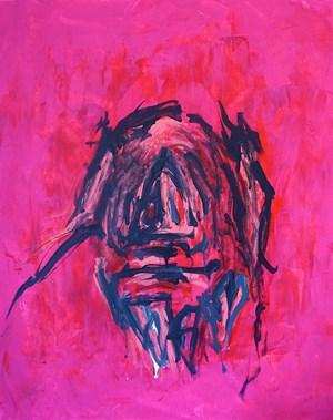 Portrait by Takashi Hara contemporary artwork