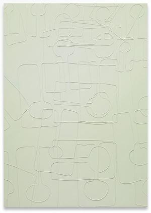 Archipelago 6 by Gary Hume contemporary artwork