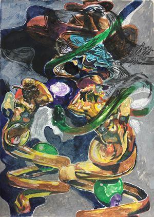 Jones No.1 by Wu Yanzhen contemporary artwork
