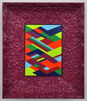 patterns of behaviour by Emma Coulter contemporary artwork