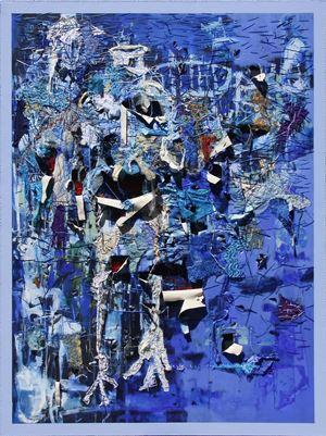 Komunitas Yang Tersakiti/Hurt Communities by Gatot Pujiarto contemporary artwork