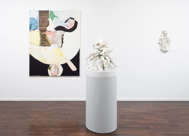 Exhibition view: Group Exhibition,Correspondence, White Cube, Aspen (10 July–29 July 2021). © the artists. Courtesy White Cube. Photo: ©Tony Prikryl.