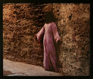 Untitled from Possessed Series by Shirin Neshat contemporary artwork
