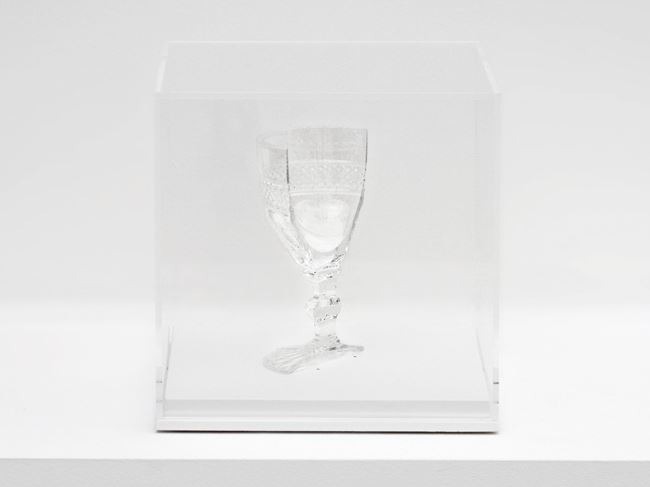 Glass Half Full by Oliver Beer contemporary artwork