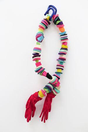 Repose by Judy Darragh contemporary artwork sculpture