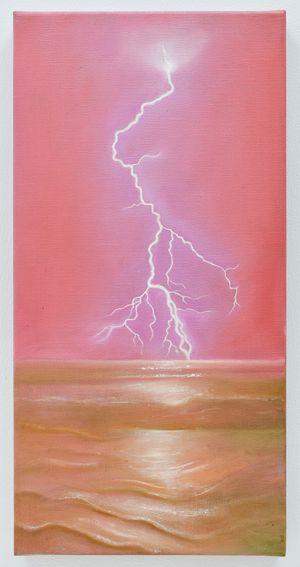 Lightning by Tao Siqi contemporary artwork