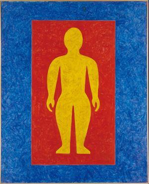 Person/City by Hiroshi Fujimatsu contemporary artwork