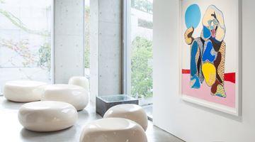 MAKI contemporary art gallery in Omotesando, Tokyo, Japan