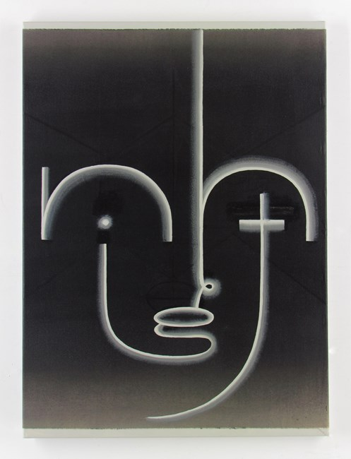 Night by Julian Hooper contemporary artwork