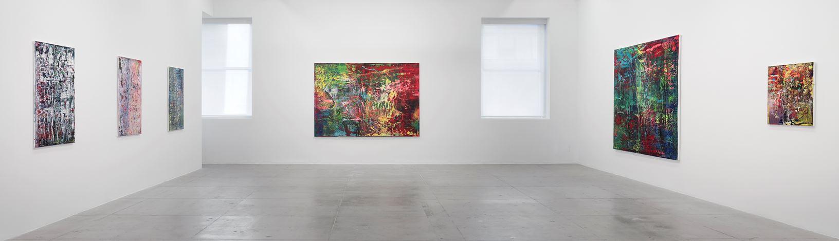 Exhibition view: Gerhard Richter, Marian Goodman Gallery, New York (28 February–24 July 2020). Courtesy Marian Goodman Gallery.