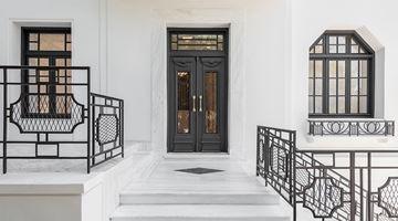 Gagosian contemporary art gallery in Athens, Greece