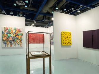 Exhibition view: Tang Contemporary Art, Kiaf Seoul 2021 (13–17 October 2021). Courtesy Tang Contemporary Art, Beijing.