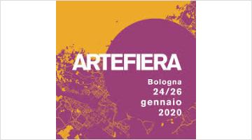 Contemporary art art fair, Artefiera at Mimmo Scognamiglio Artecontemporanea, Milan, Italy