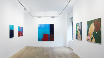 Contemporary art exhibition, Group Exhibition, the woman who walks with me at Galeria Nara Roesler, New York