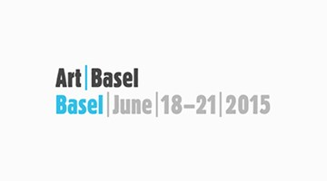 Contemporary art exhibition, Art Basel in Basel 2015 at Ocula Private Sales & Advisory, London