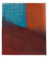 Sim [Yes] by Karin Lambrecht contemporary artwork painting