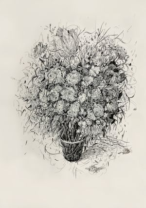 Still Life 1 by Timothy Hon Hung Lee contemporary artwork
