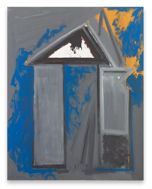 The House of Atreus by Robert Motherwell contemporary artwork