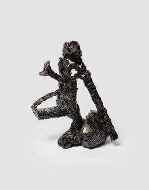Floral Trumpet by Nabilah Nordin contemporary artwork sculpture