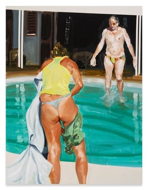 More Things to come. Promise. by Eric Fischl contemporary artwork