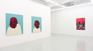 Contemporary art exhibition, Zico Albaiquni, Lec Cruz, Julius Redillas, Wedhar Riyadi and Geremy Samala, Lines of Dissonance at Yavuz Gallery, Singapore
