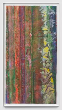 Untitled by Sam Gilliam contemporary artwork mixed media