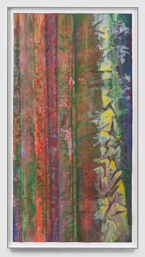 Untitled by Sam Gilliam contemporary artwork