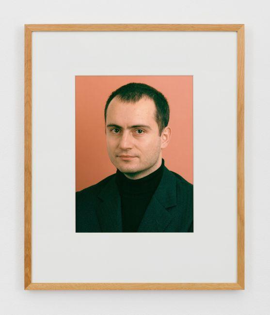 Porträt (O.C. Geylant) by Thomas Ruff contemporary artwork