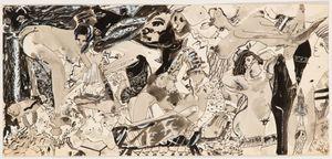 Metamorphosis by Knox Martin contemporary artwork