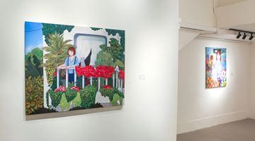 Contemporary art exhibition, Tatsuhito HorikoshI, Happy City at A2Z Art Gallery, SAR, China