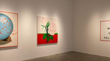 Contemporary art exhibition, Dina Gadia, Navigating the Abstract at SILVERLENS, Manila