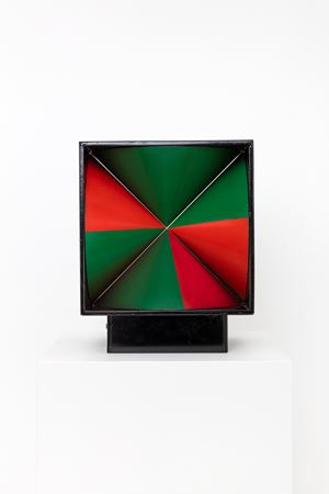 Tetracono by Bruno Munari contemporary artwork sculpture
