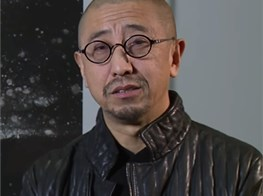 "Zhang Yu Discusses His Works in ""Ink Art: Past as Present in Contemporary China"""