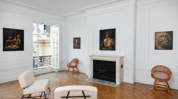 Contemporary art exhibition, Stephen Appleby-Barr, New Work at Robilant+Voena, Paris, France