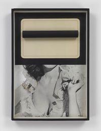 Marilyn by Estate Fabio Mauri contemporary artwork mixed media