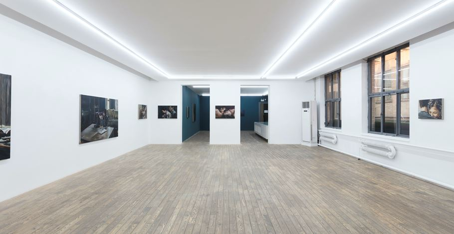Chen Han & Xie Qi,Silent Theater, HdM Gallery, Beijing (23 January–13 March 2021).Courtesy HdM Gallery.