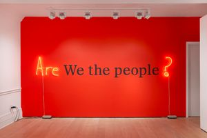 Batho ba me by Lerato SHADI contemporary artwork painting, installation