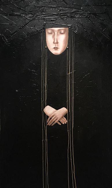 Galaxy by Zorikto Dorzhiev contemporary artwork