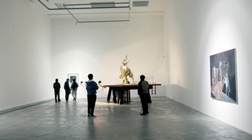 Contemporary art exhibition, Group Exhibition, Semi-automatic Mode at ShanghART, Beijing
