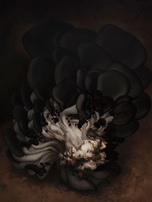 Mushroom No.13 蘑菇 No.13 by Yan Bing contemporary artwork