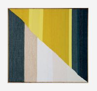Untitled by Brent Wadden contemporary artwork painting, textile