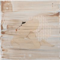 Back Bend 1 by Hayv Kahraman contemporary artwork painting