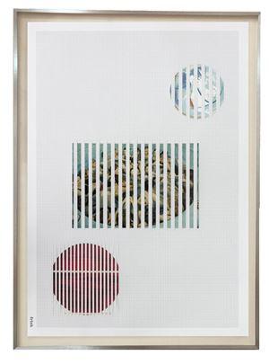 Discrete Model 007 by Goshka Macuga contemporary artwork