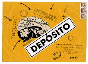 Depósito by Paulo Bruscky contemporary artwork