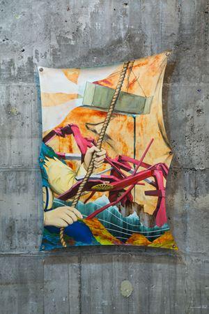 Back to – Pandora by Chou Tai-Chun contemporary artwork