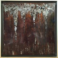 Life-Force : Terrain NO.4 by Lie Fhung contemporary artwork mixed media